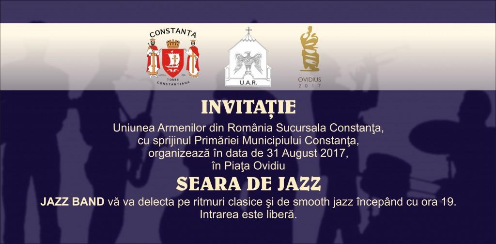 UAR invitatie DL JAZZ august