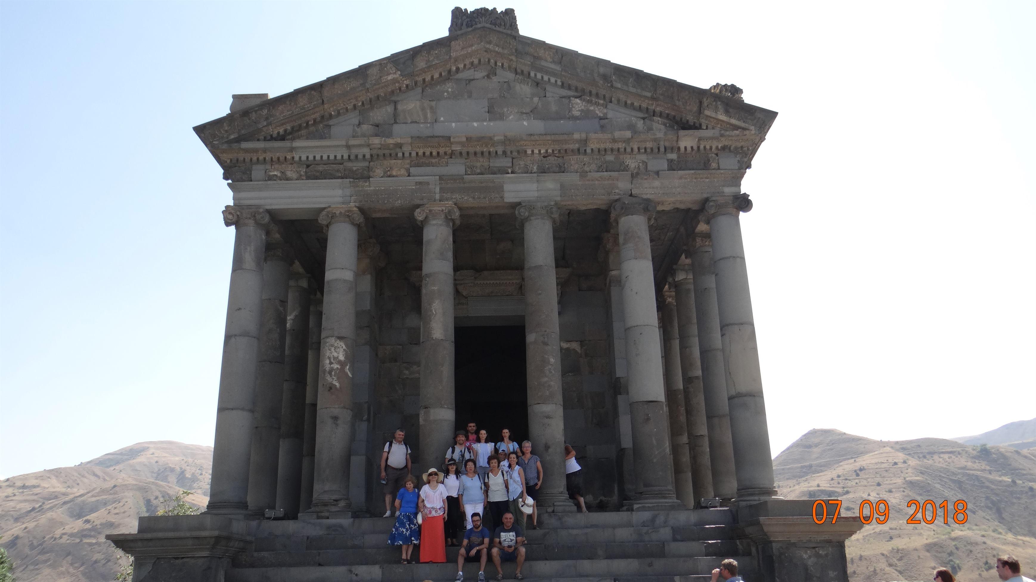 Armenia si eu…